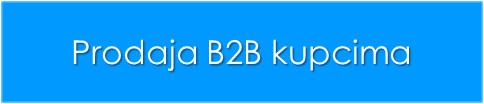 prodaja b2b kupcima