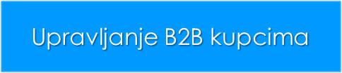 upravljanje b2b kupcima